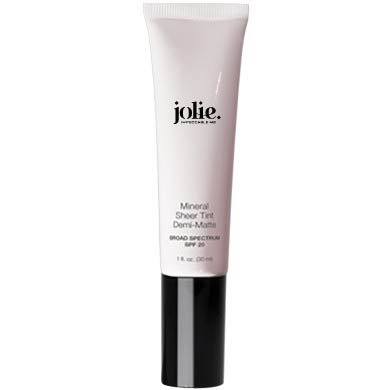 Jolie Mineral Sheer Tint Demi-Matte Tinted Moisturizer SPF 20 (Cameo)