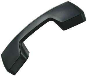 HANDSET 14000: ESI, Digital or Analog Replacement Handset, Old Style, Charcoal