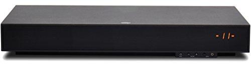 Zvox SoundBase 320 Hogar Alámbrico Negro - Amplificador de audio (40 W, 55-20000 Hz, Conector tipo banana, 110-120, 602 mm, 292,1 mm): Amazon.es: ...