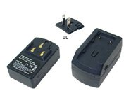 Battery Charger for JVC BN-VF808, BN-VF815, BN-VF823 by Battery Charger for JVC