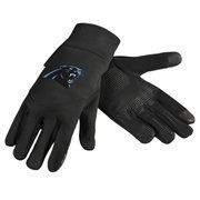 2014 NFL Football Team Logo Technology Touch Texting Gloves - Pick Team (Carolina Panthers) (Football Glove Nfl)