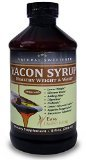 Real Yacon Syrup 100% Pure. Best Results For Healthy Weight Control and Belly Fat Reduction. Delicious, All-natural Sugar Substitute, Low Glycemic, Low Calorie, High Prebiotic, Diabetic Friendly. Metabolism Booster Lowers Blood Sugar, Helps Relieve IBS. by EasyDailyLiving Healthy Weight and Waist (Image #2)