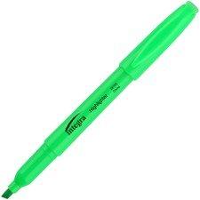 Integra Pen Style Fluorescent Highlighter