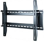 Atdec TH-32-60-UFB Telehook Fixed Wall Mount for 32 to 60 Inch Displays, Black