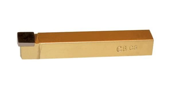 Alfa Tools TBC4C2 C4 C2 Carbide Tipped Tool Bit 10 Pack