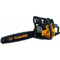 Poulan Pro PP5020AV 20-Inch 50cc 2 Stroke Gas Powered Chain Saw With Carrying Case by Poulan Pro