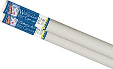 Fredrix Watercolor Canvas Roll 3Yds product image