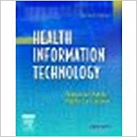 Book Health Information Technology, 2e by Davis MBA RHIA CHDA CCA FAHIMA, Nadinia A., LaCour RHIA, [Saunders, 2007]2nd Edition