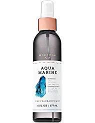Bath and Body Works Aquamarine Mineral Fine Fragrance Mist 6.0 Fluid Ounce