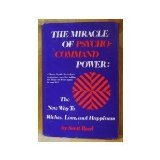 Miracle of Psycho Command Power, Scott Reed, 0135856795