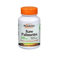 Sundown Naturals Palmetto 450mg Capsules product image