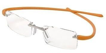 Amazon.com: Tag Heuer 3101 Naranja Titanio anteojos: Health ...