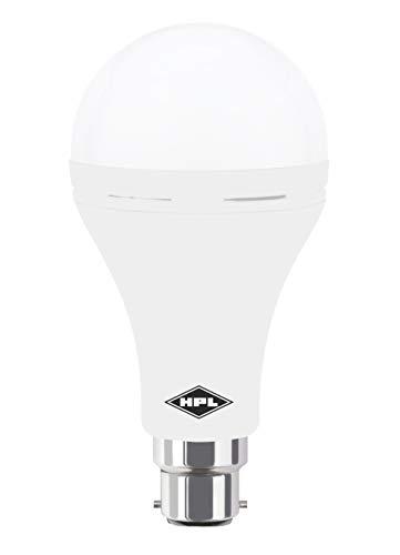 HPL Plastic Lamp, White