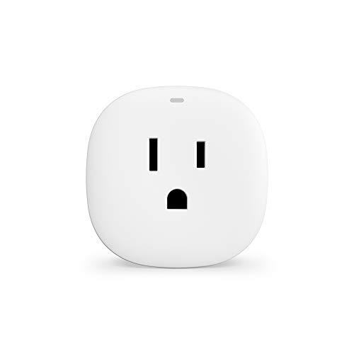 (Samsung SmartThings Outlet [GP-U999SJVLDAA] Smart Plug - Alexa Compatible - ZigBee -)