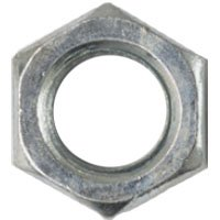 PECO FASTENERS PEC 14FHNUSSZJ 1/4-20 Finished Hex Nut Zinc Plated ***Price per 100***