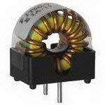 FIT44-3, Inductor High Frequency Toroid 12.3uH/7.75uH 10% 10KHz 4A 23.4mOhm DCR RDL (25 Items)