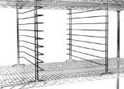 sliding wire shelving - 9