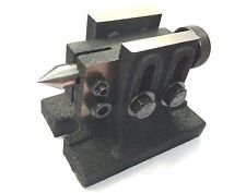 Quality Adjustable Tailstock for Hv4 & HV6 Rotary Table-Lathe, Milling,Metalwork