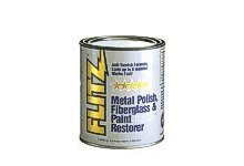 Flitz Metal Polish, Fiberglass & Paint Restorer - 2 lb Can