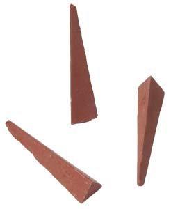 Orton Small Sitter Pyrometric Cones SRB Cone 7 50 Pack