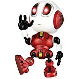 Recording Talking Robot for Boys Toddlers Infant Kids, Talking Robot for Toddlers Kids Christmas Birthday Presents Gifts for 3-12 Year Old Boys Toy Age 3-12 Easter Red ()