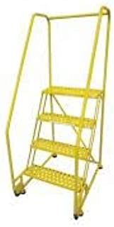 product image for Cotterman 4TR26A6E10B8C2P6 - Tilt and Roll Ldr Steel 70In. H. Yellow