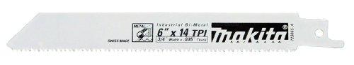 Makita 723065-A-100 6-Inch 14-TPI All Purpose Reciprocating Saw (All Purpose Reciprocating Saw)