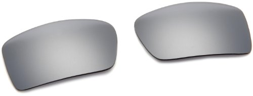 Oakley Gascan Replacement Lenses,Black Iridium,one - Oakley Cans Gas