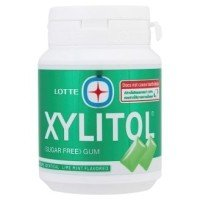 Lotte Xylitol Sugar Free Chewing Gum 61g