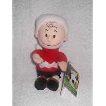 """Kohl's 10"""" Peanuts """"Charlie Brown"""" Christmas Special Edition Applause Bean Plush"""