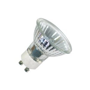 10 x GU10 50 Watt Halogen Spot Light Bulbs: Amazon.co.uk ...