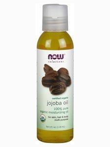 Now Foods Jojoba Oil - 4 oz. 2 Pack