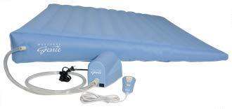 Mattress Genie Incline Sleep System Acid Reflux Bed Wedge, ()