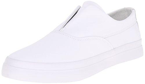 HUF hombre Dylan Slip-On Zapatillas de skateboarding Blanco