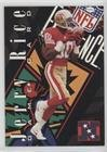 Bowl Nfl Experience Super (Jerry Rice (Football Card) 1995 Classic NFL Experience - Super Bowl Game #NFC6)