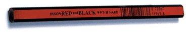 Dixon 19973 7'' Hard Carpenter Pencil - 72 per Box
