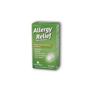 Natra-Bio Alergy Relief 60 Tablets