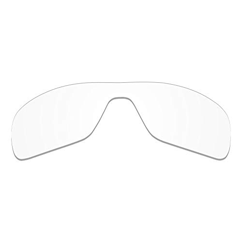 918cac2ba46a9 PapaViva Lenses Replacement for Oakley Turbine Rotor Crystal Clear ...