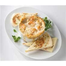 King and Prince Shrimp and Crab in Parmesan Dip, 6 Ounce - 24 per ()