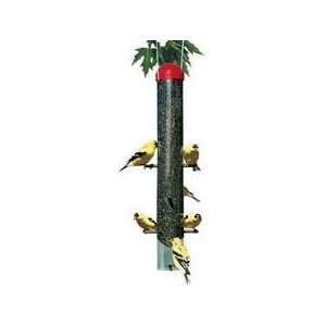 Perky-Pet 307-6 Thistle Finch Feeder with 8 Feeding Ports