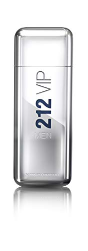 212 Vip by Carolina Herrera Eau De Toilette Spray for Men, 3.4 ()