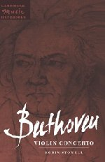 Beethoven: Violin Concerto (Cambridge Music Handbooks) by Brand: Cambridge University Press