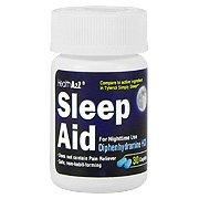 Sleep Aid - 30 caplets,(Health A2Z)