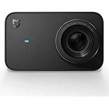 "MI Xiaomi 4K Action Camera, Mi Mijia 2.4"" Touchscreen WiFi IP67 Waterproof Sports Cam with Sony Image Senor, 145° Wide Angle 4K/30fps 1080P/100fps Video Raw Image"