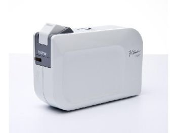 - 2V09060 - Brother P-Touch PT-1230PC Thermal Transfer Printer - Monochrome - Label Print