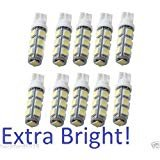 10 pcs, T5,T10 Wedge 1.2W Bulb pure white LED for Malibu 12V DC Landscape Light /⊃plier-beckford5525