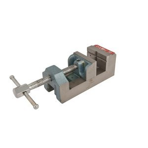 Wilton 12860 Drill Press Vise Continuous Nut, 3-Inch Jaw Width, 3-1/8-Inch Jaw Opening