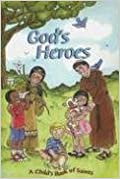 God's Heroes: A Child's Book of Saints by Jean Buell (2006-01-01)