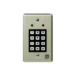 CORBY 6520 PROGRAMMABLE KEYPAD GREEN-RED 12VDC LEDS