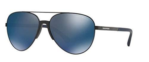 Amazon.com: Gafas de sol Emporio Armani EA 2059 F 300196 ...